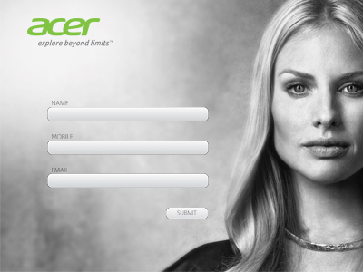 ACER ACTIVATION