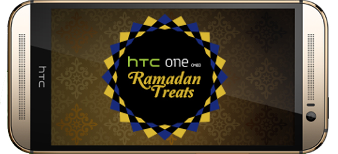 RAMADAN TREATS – HTC